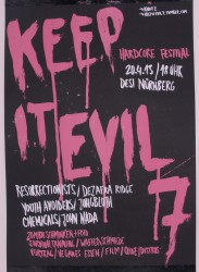 Keep It Evil 7 - Plakat
